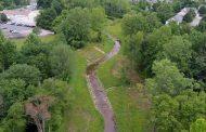 Dewey Creek restoration project receives recognition