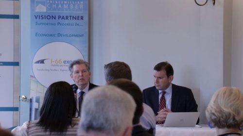 Virginia's economic development covered at Woodbridge event