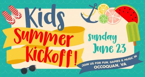 Kids Summer Kickoff to offer activities in Occoquan