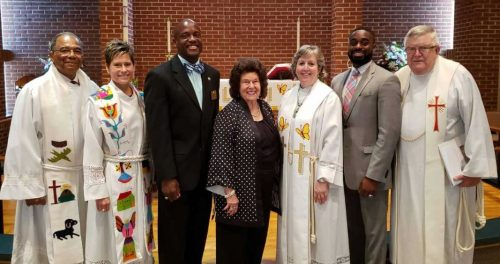 Lutheran Church of the Covenant celebrates 50th anniversary
