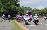 Torch Run participants travel across Virginia