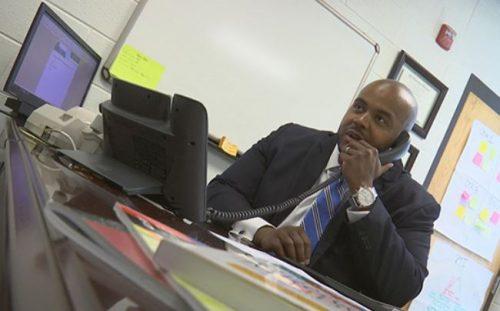 New principal named to Potomac High School