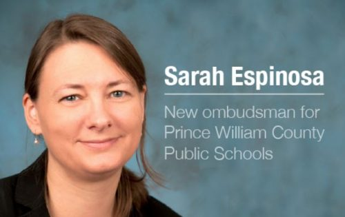 New ombudsman named for Prince William County Public Schools