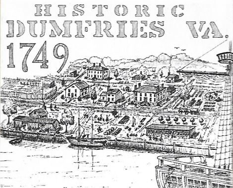 A journey begins: Dumfries' role as a sea port