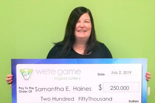 Fauquier County resident buys winning lottery ticket in Gainesville