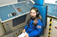 Middle school student participates in Space Camp