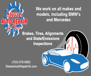 Steve's Auto named 'Best Auto Repair Shop,' thanks supporters