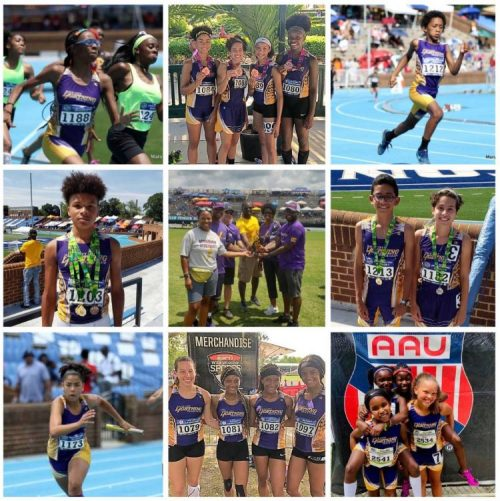 Prince William County track club receives national award