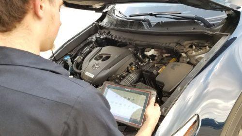 When are engine diagnostics needed?