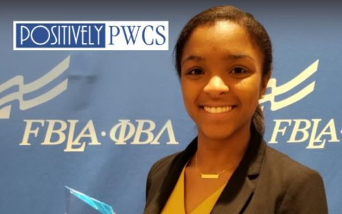 Student Places In Future Business Leaders Of America Competition