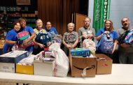 Neabsco Elementary students benefit from backpack drive