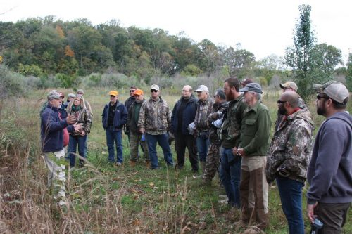 State park offering Novice Hunter Workshop