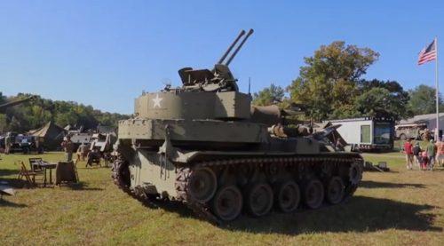 Tank Farm Open House being held in Nokesville