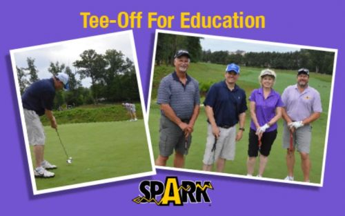 Golf tournament collects funding for educational programs