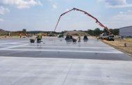 Work begins on new I-66 Business Park buildings