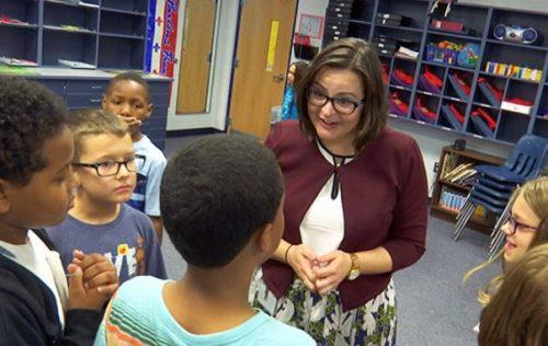 New Principal leading Lake Ridge Elementary School