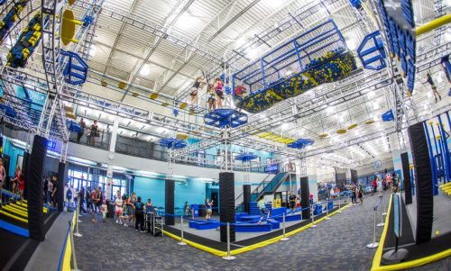 Potomac Mills Mall gaining adventure park