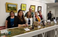Inspiration of writers shared at Appetizers and Authors event