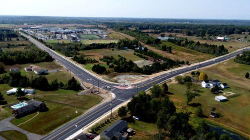 Brentsville District roads receive updates