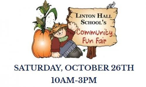 Community Fun Fair occurring in Bristow