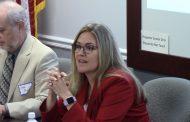 Congresswoman Wexton shares experience