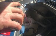 Coolant level: Is yours too low?