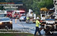 Incident Management Open House being held on Oct. 26