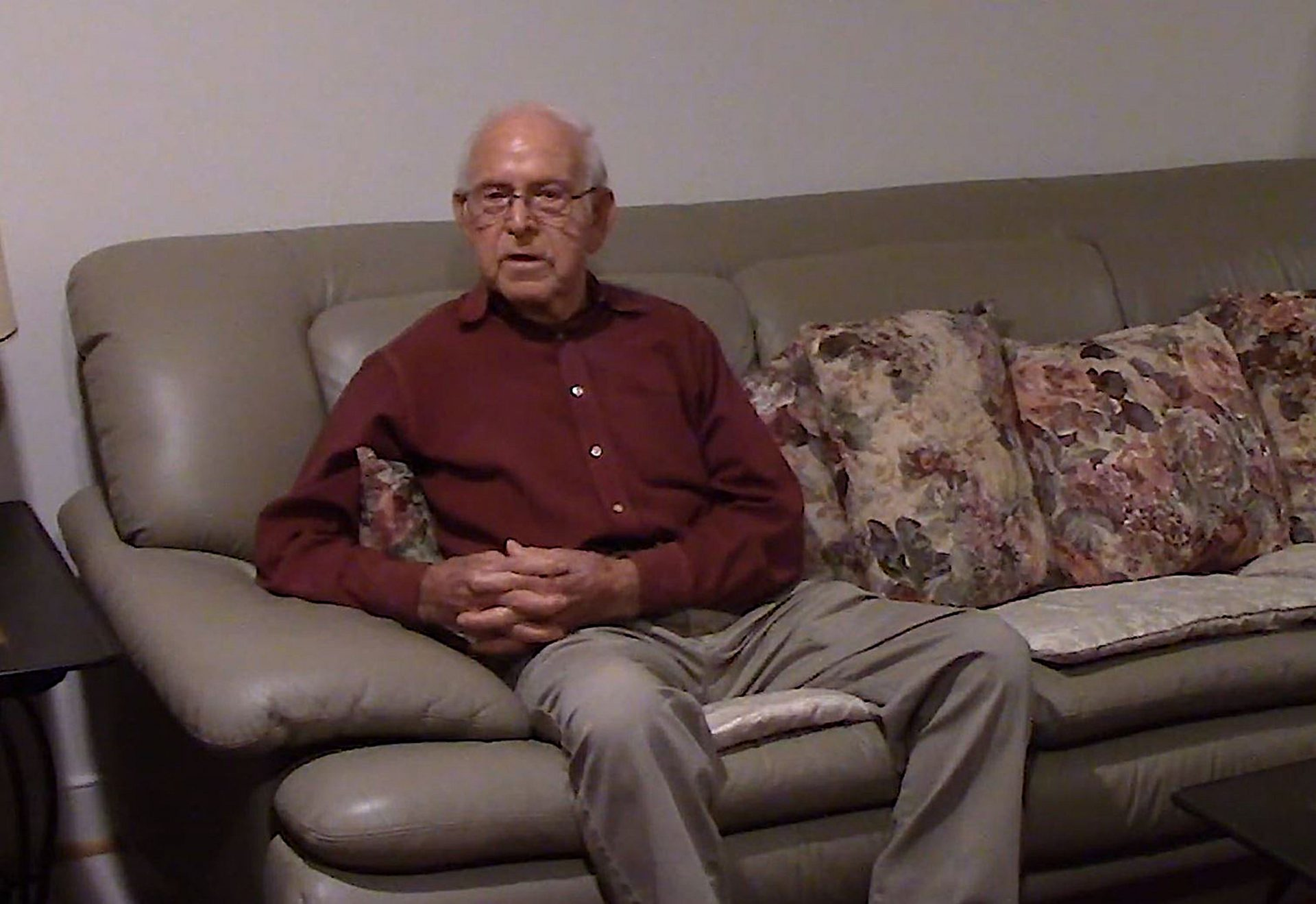 Community member Manley Garber passes away