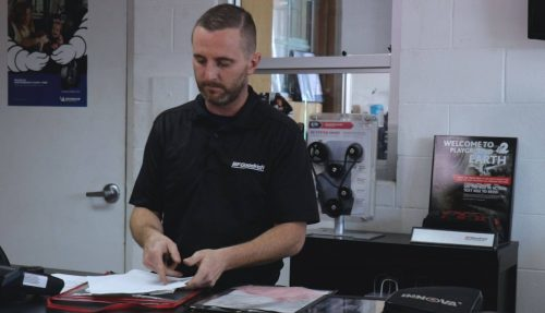 Auto repair shop hiring Service Advisor