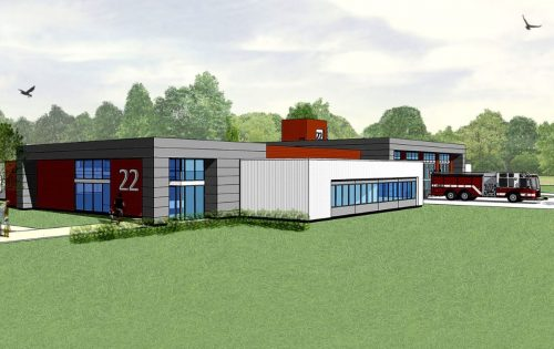 Fire station to be built in western Prince William County