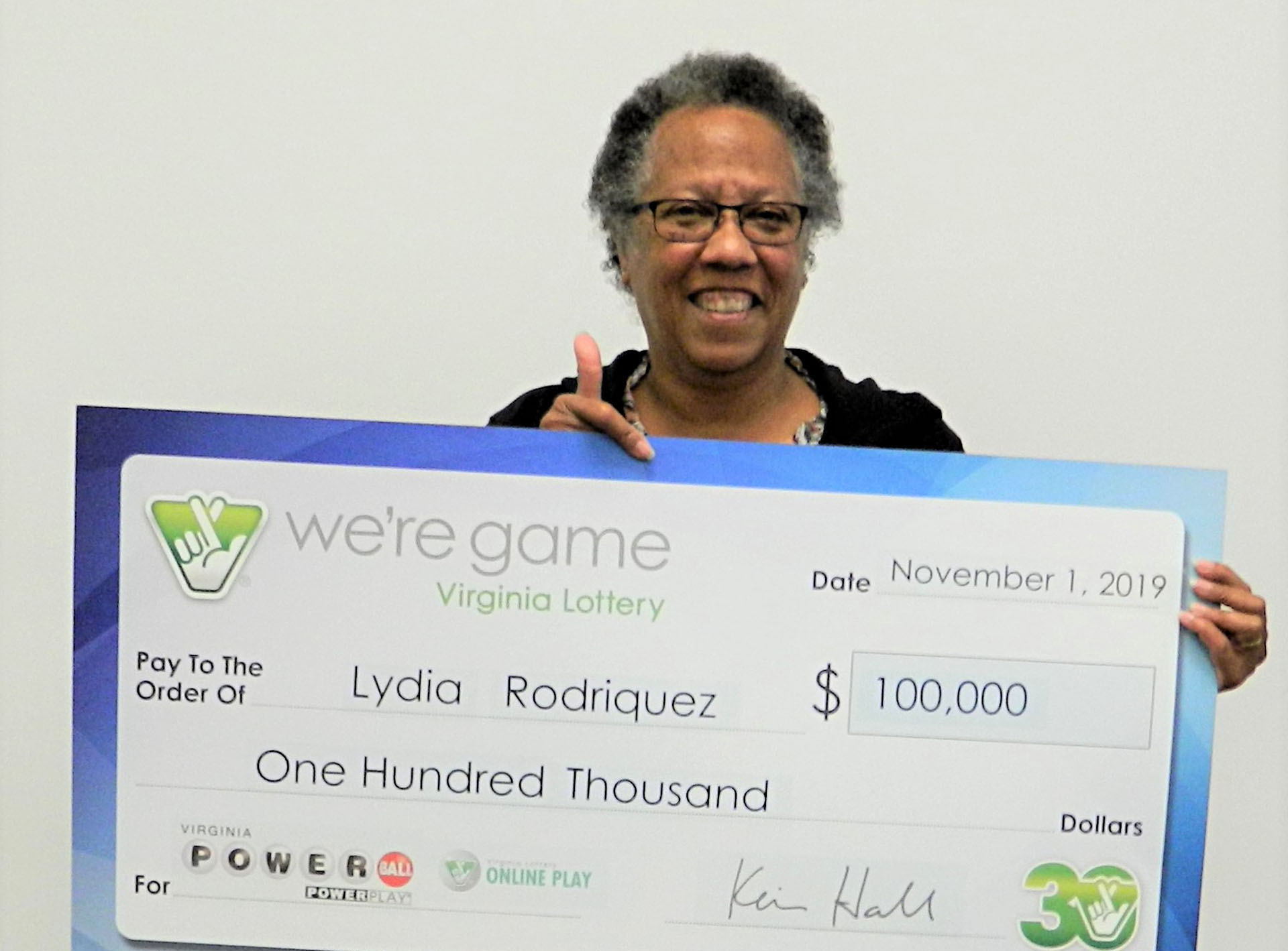 Resident of Woodbridge wins Virginia Lottery