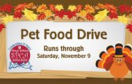 Non-profits collecting pet food this week