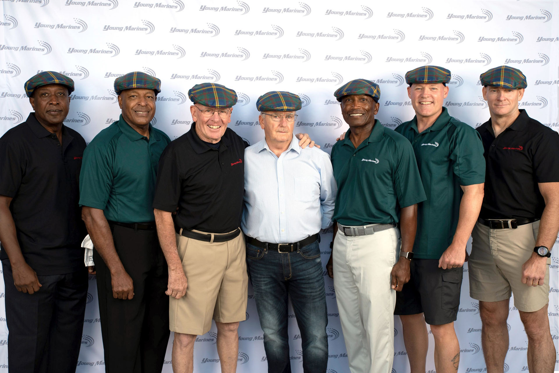 Young Marines golf tournament honors former actor