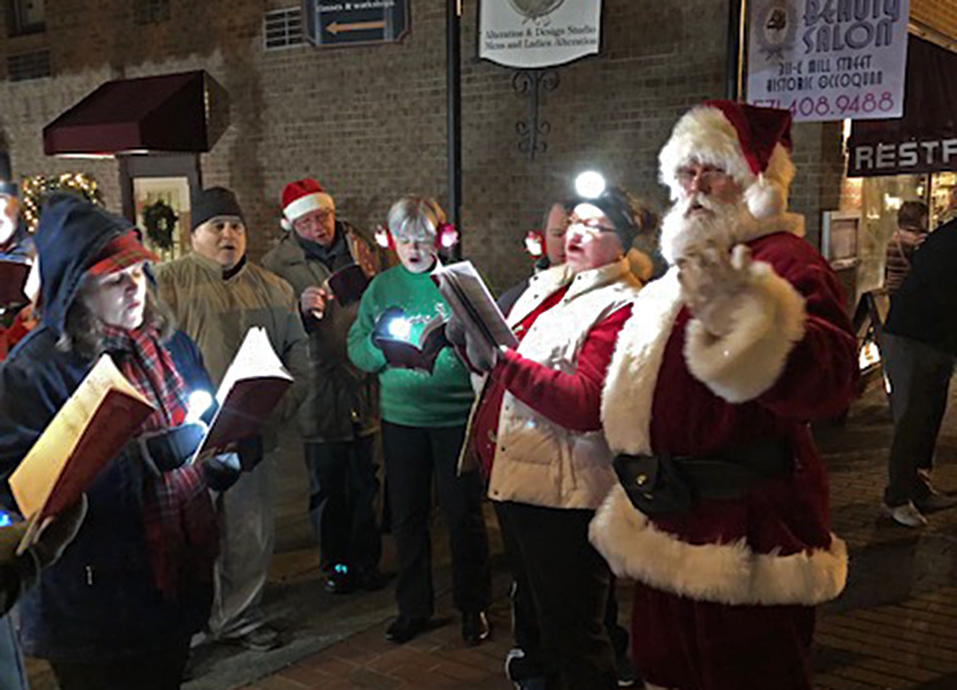 Occoquan offering holiday activities