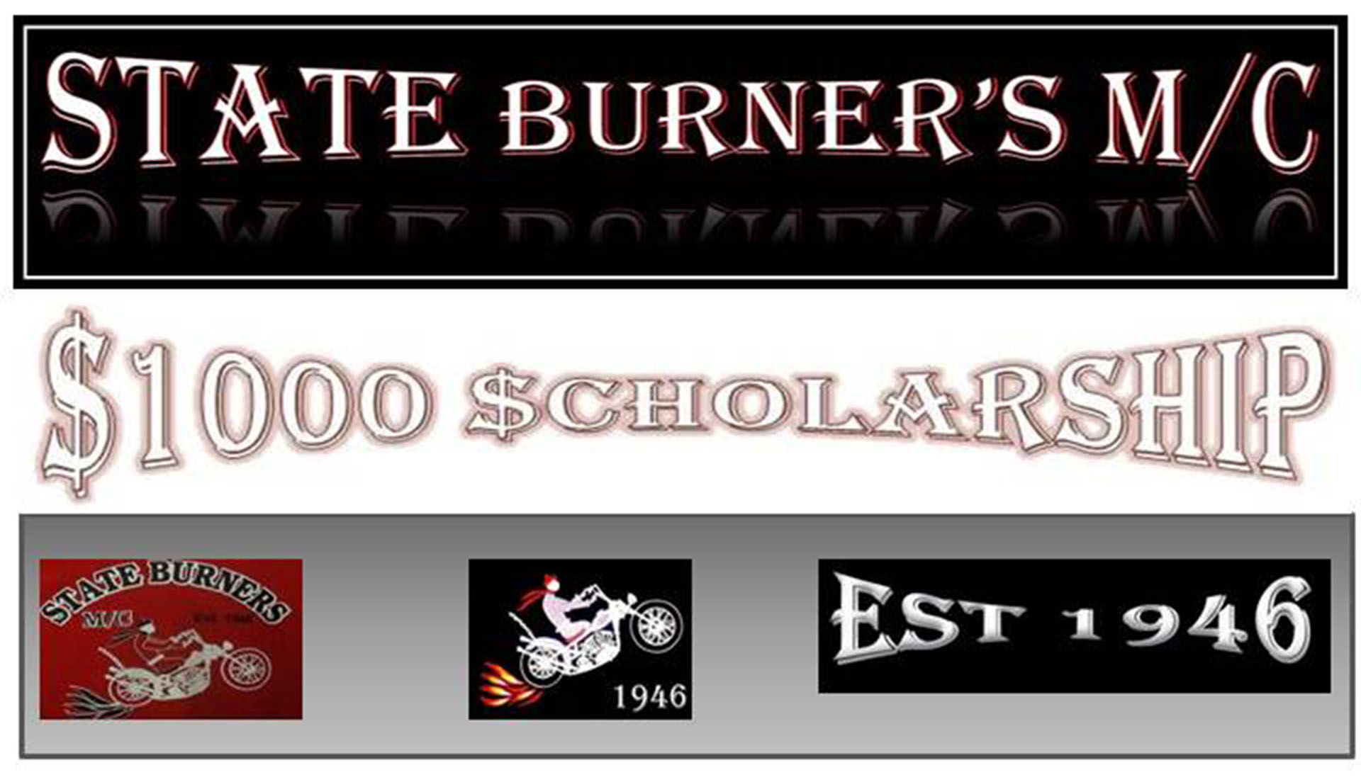Scholarship applications being accepted by motorcycle club