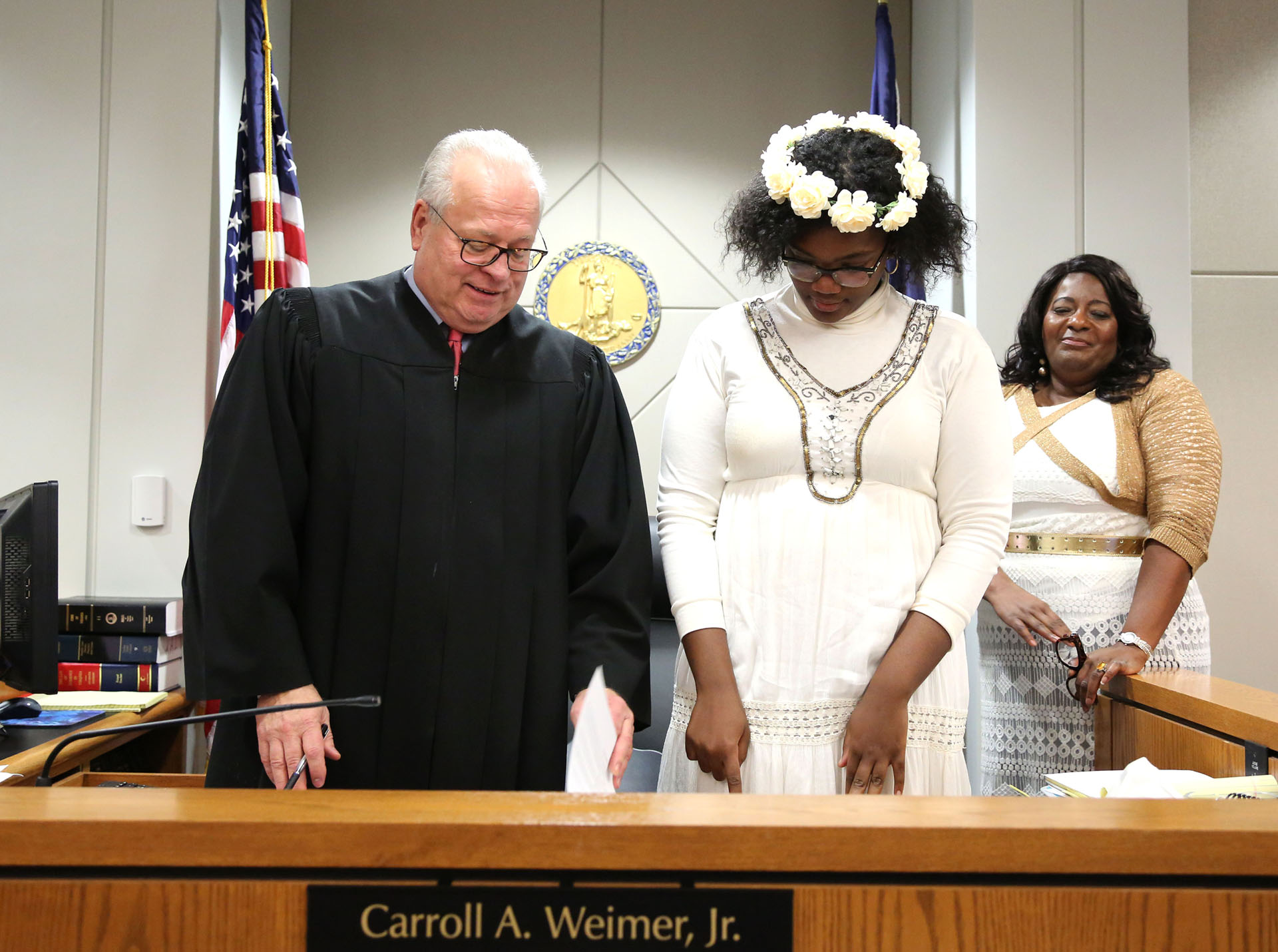 National Adoption Day celebrated by county