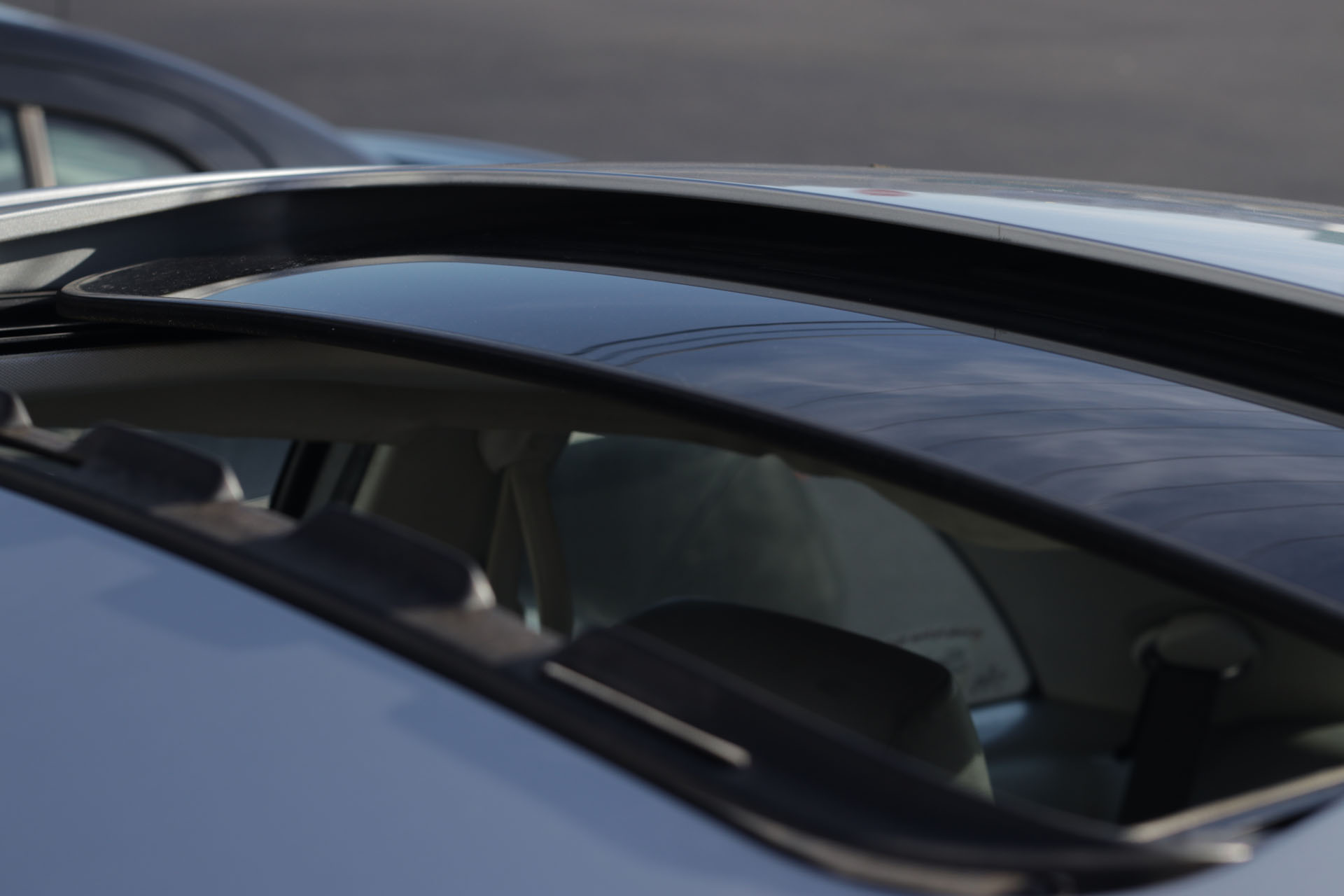 How to tell if your sunroof is clogged