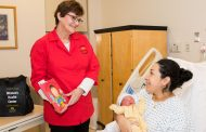 Books4Babies program started at local hospital