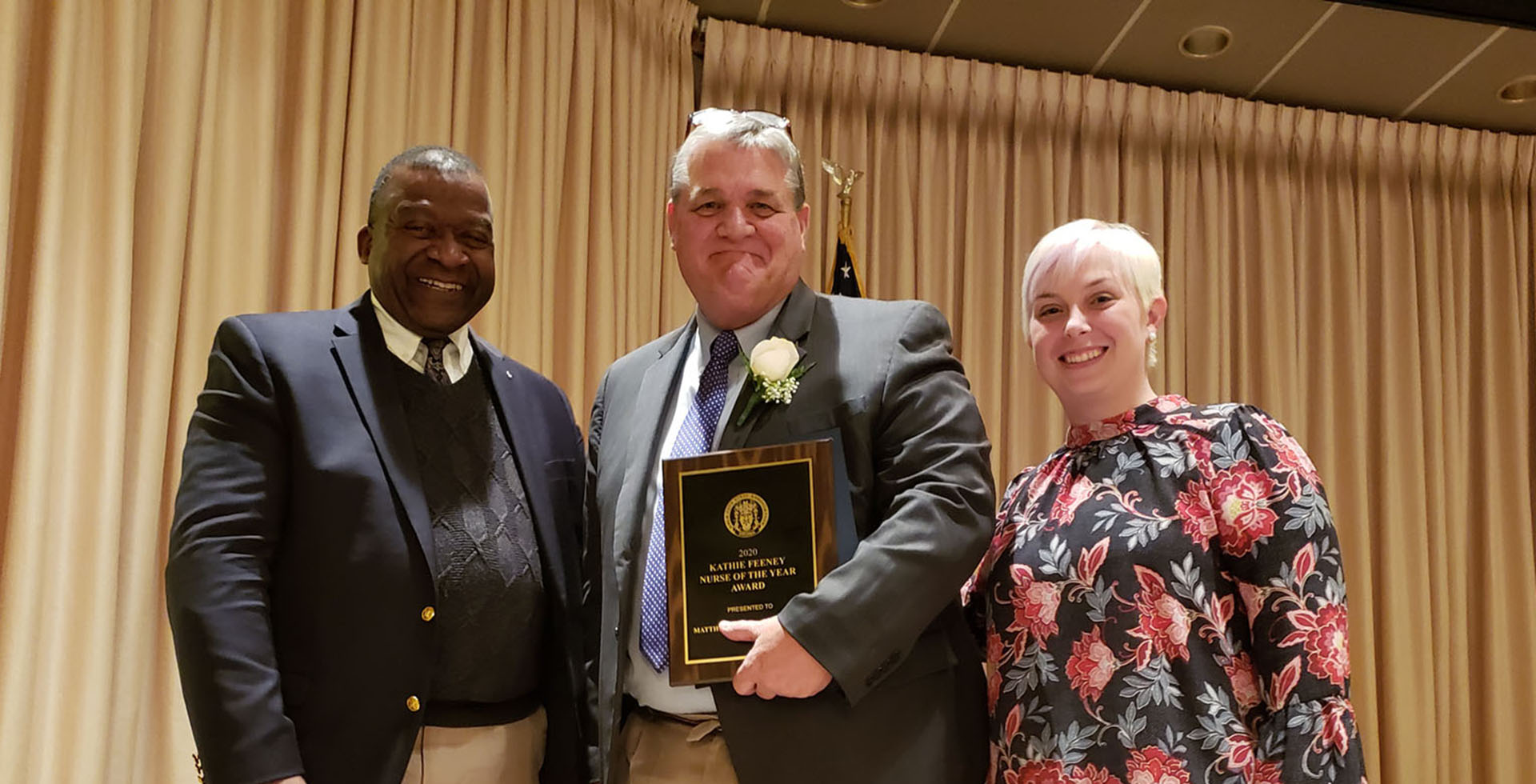 Community members recognized at awards banquet