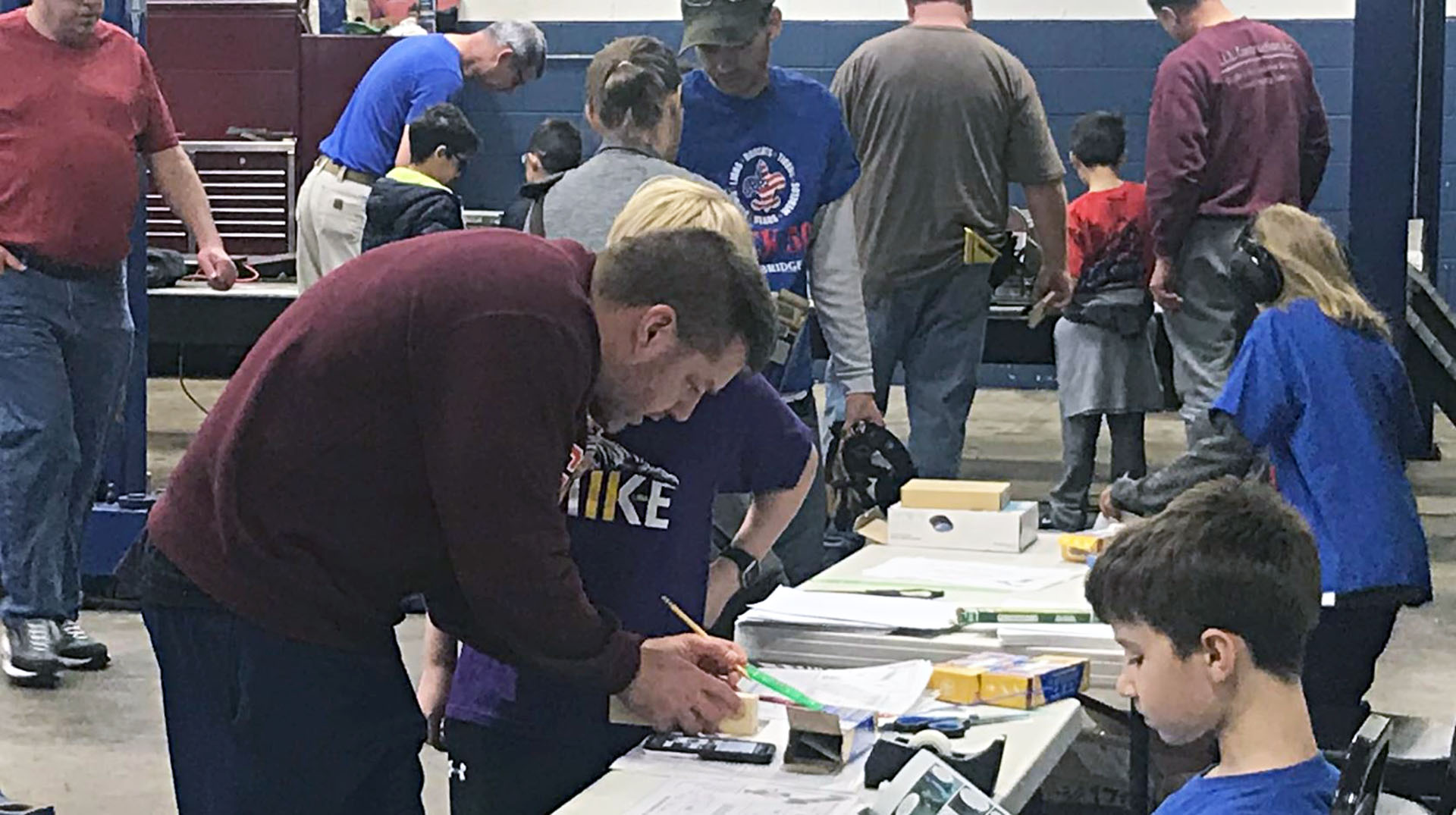 Pinewood Derby workshop offered for scouts