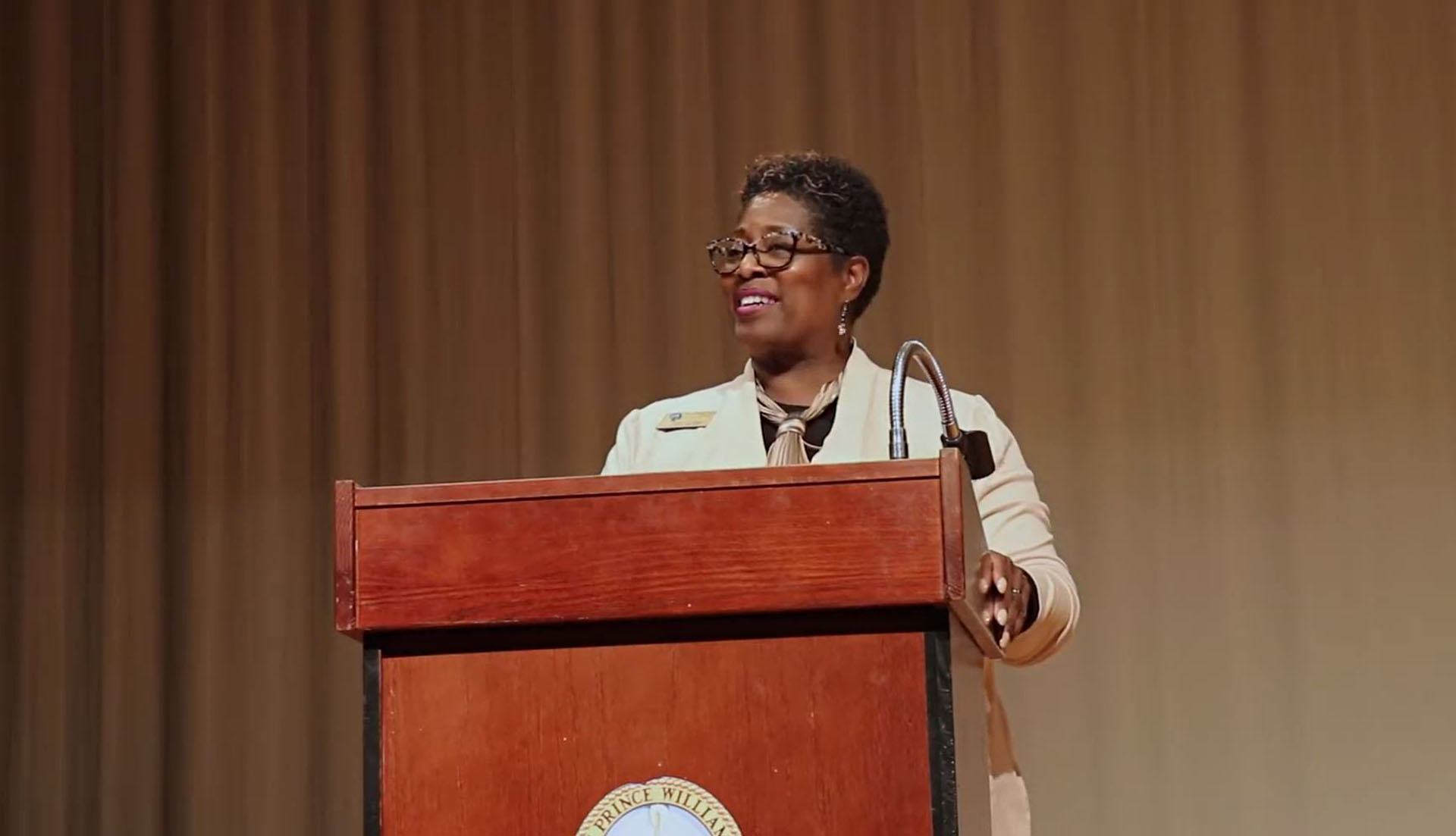 Potomac District Supervisor hosts In-Person Town Hall