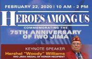 Iwo Jima anniversary being remembered at local museum
