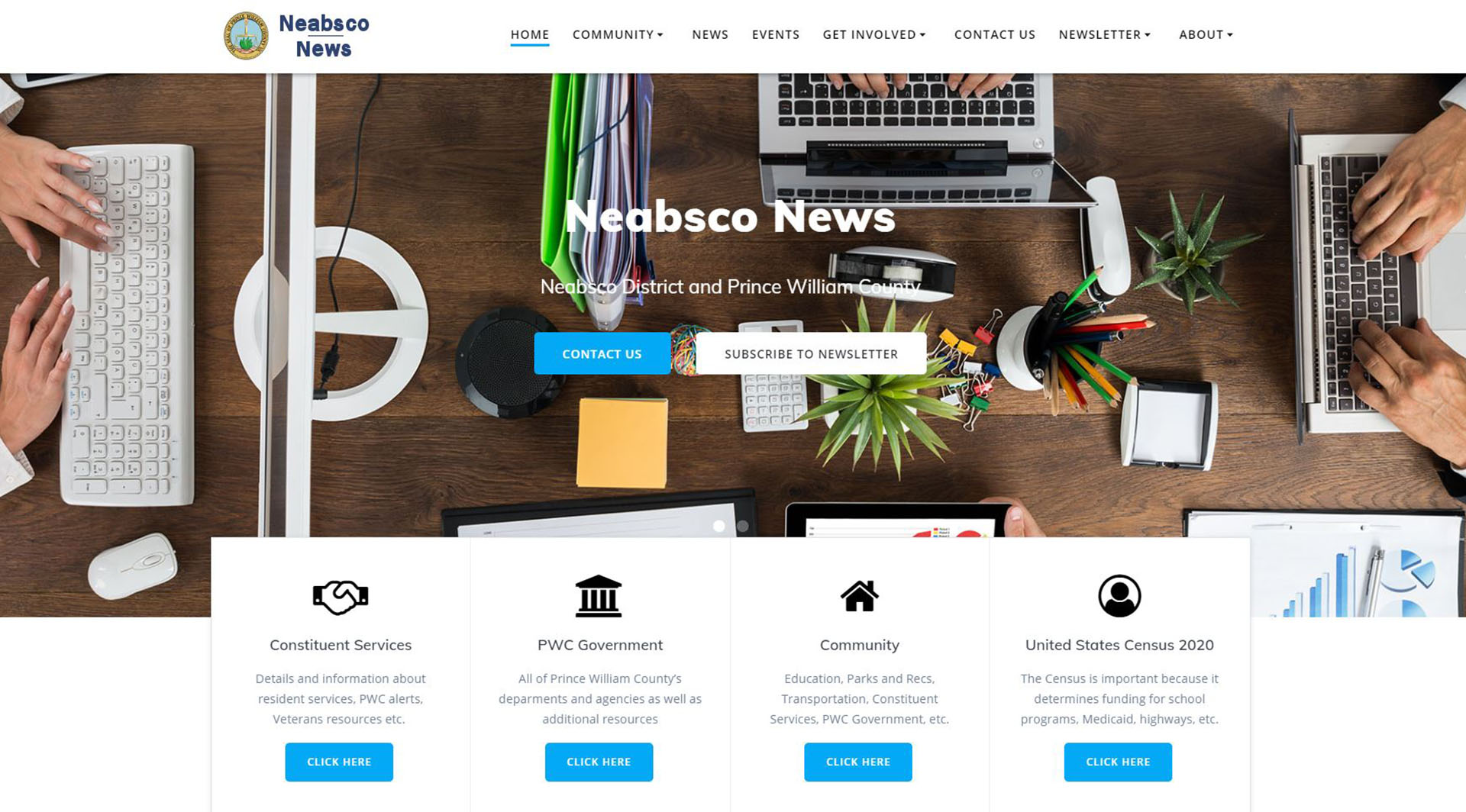 Neabsco News media outlet launches