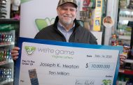 $10 million won from lottery by Haymarket resident