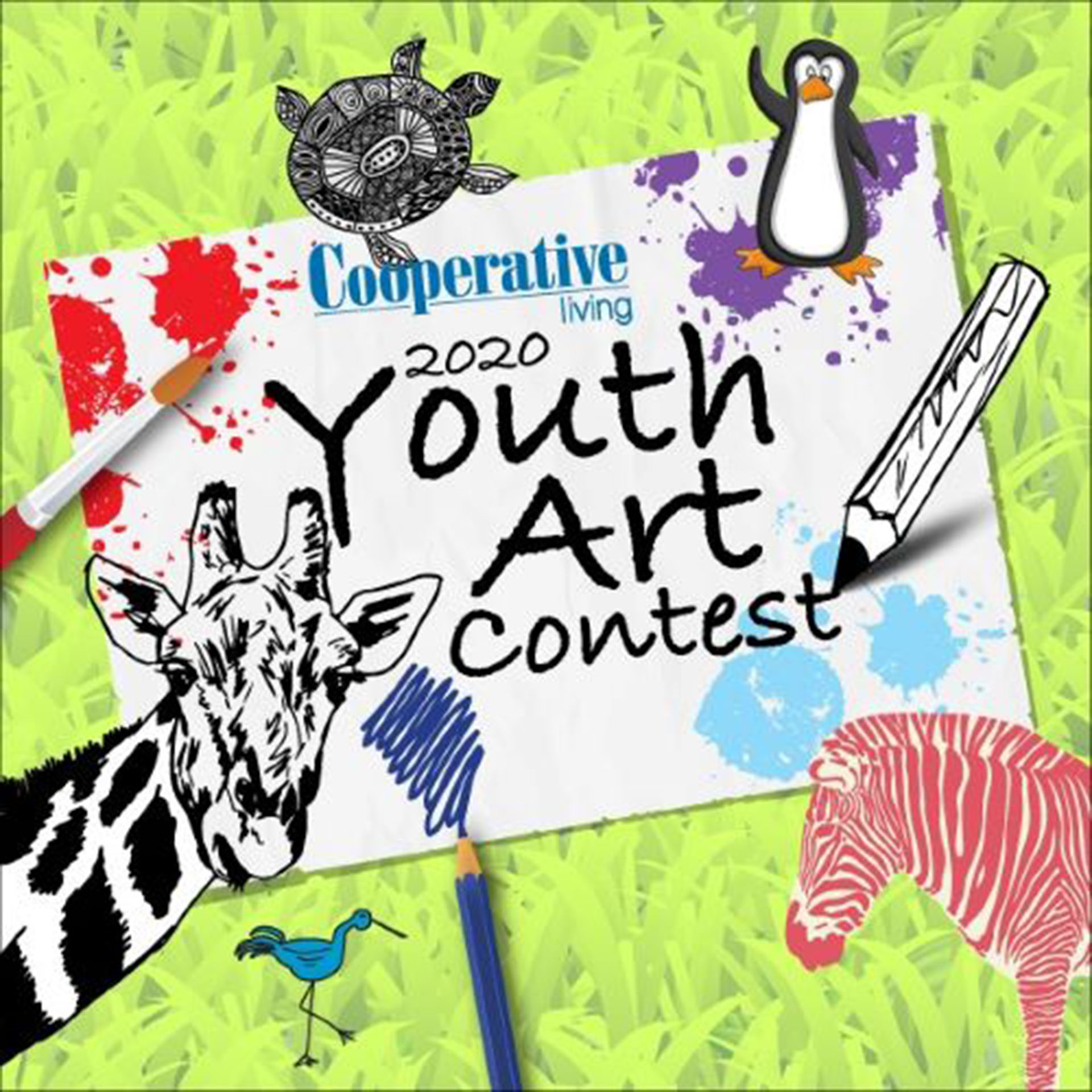 Youth Art Contest entries due May 4