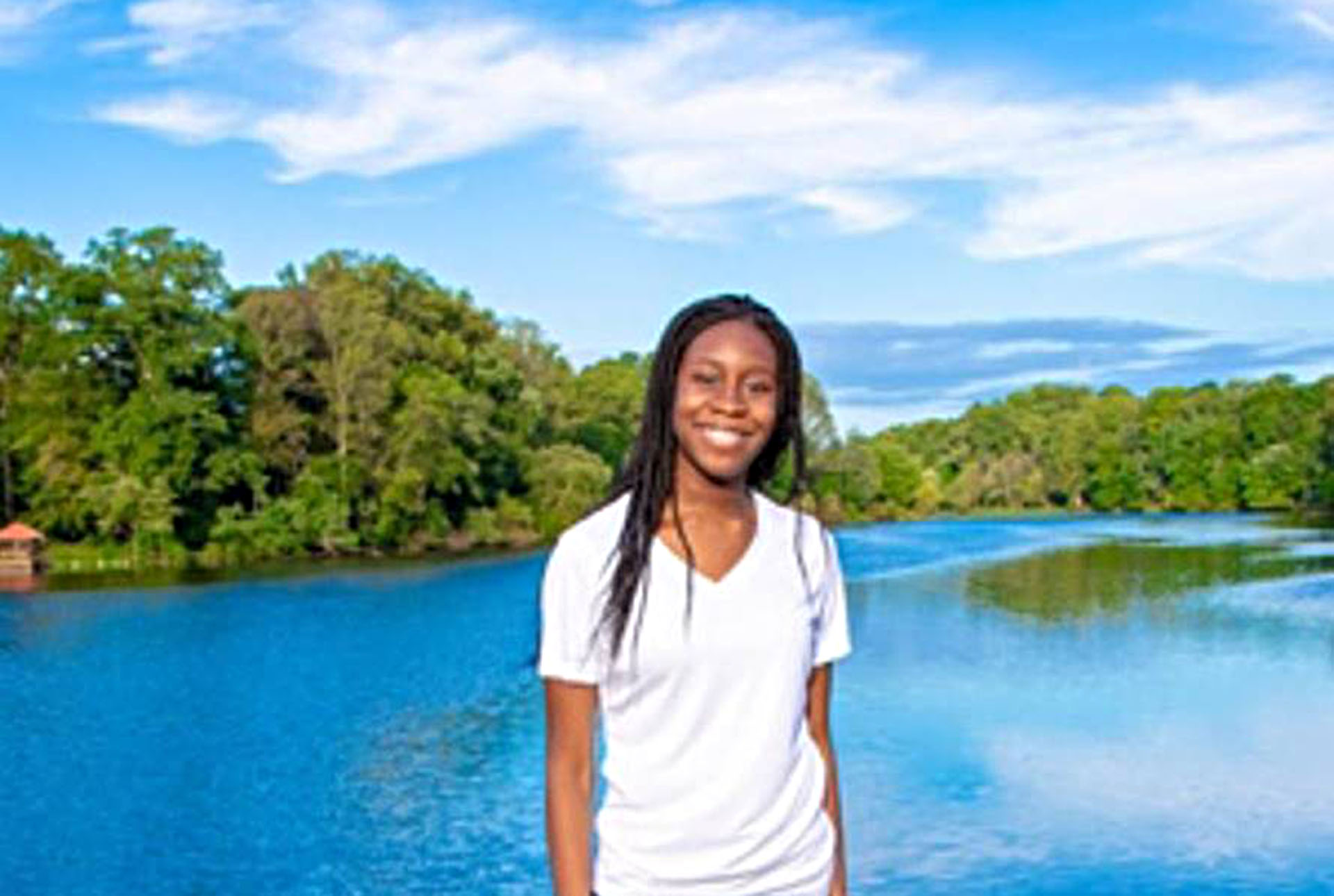 Colgan High School senior wins Water Art Invitational