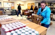 Meals on Wheels providing food to seniors