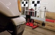 ADAS calibration system upgraded by auto repair shop