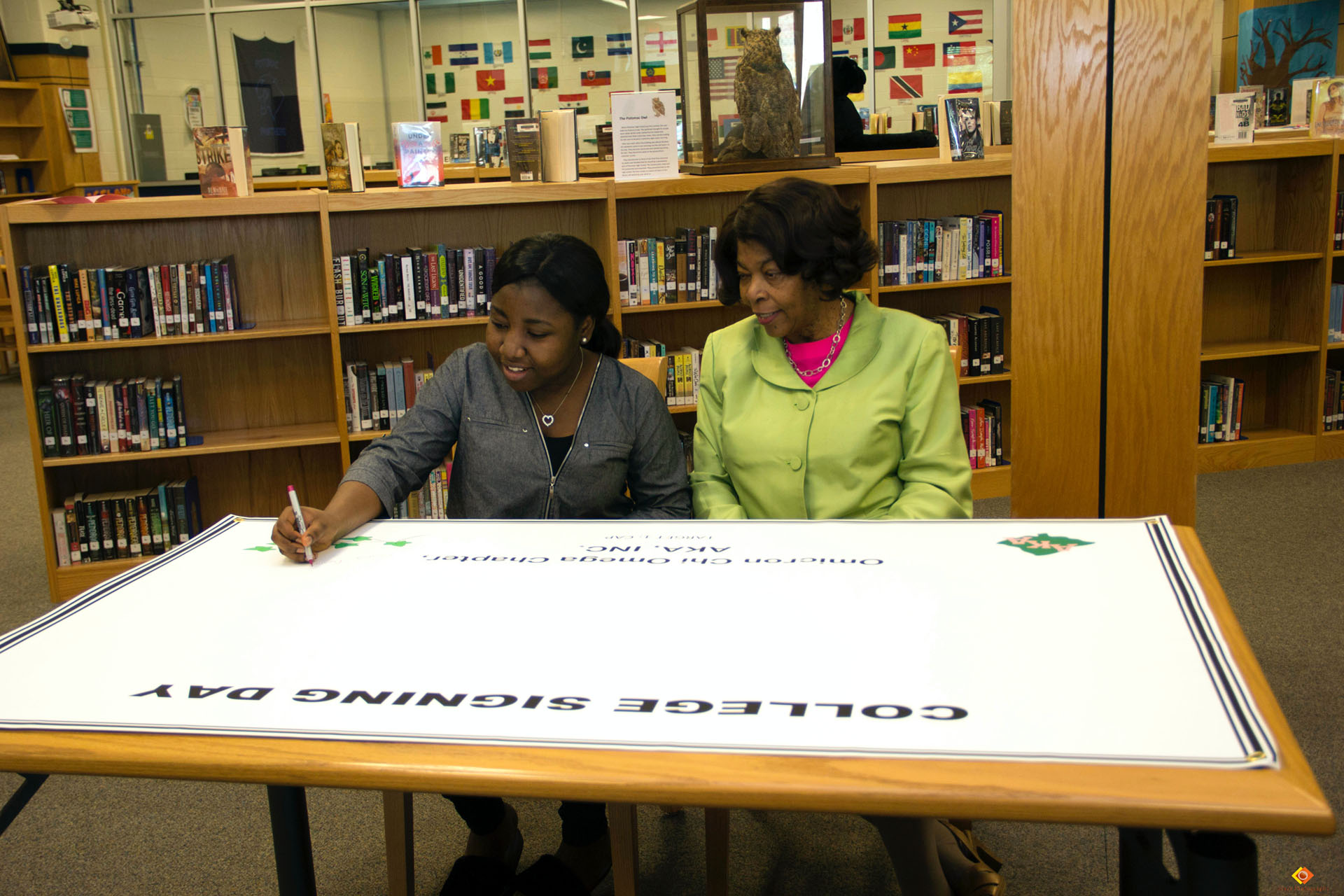 Virtual College Signing Day honoring graduates