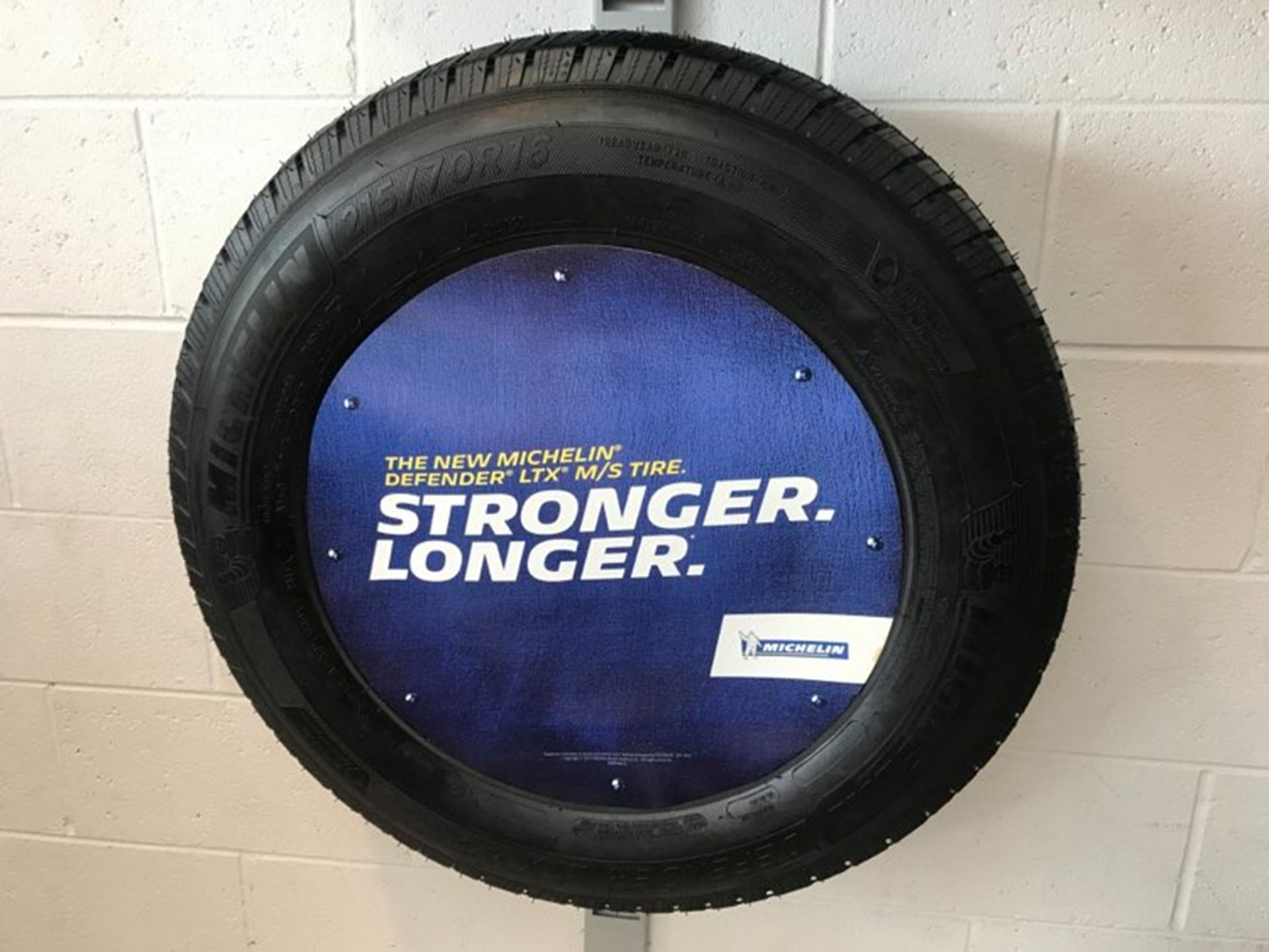Michelin Defender: A popular option